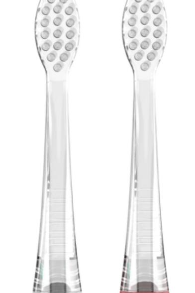Têtes de brosse de rechange NUVITA Medium 12M +