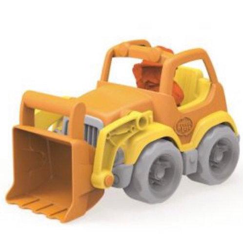 Camion pelleteuse Green Toys