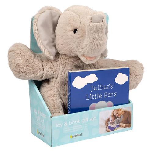 Set Cadeau Eléphant Julius