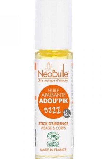Huile Apaisante Adou'pik, stick d'urgence - Néobulle