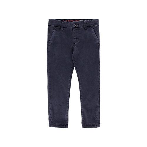 Pantalon satin Navy - garçon