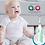 Thumbnail: Brosse à dents électrique NUVITA pour bébés et enfants