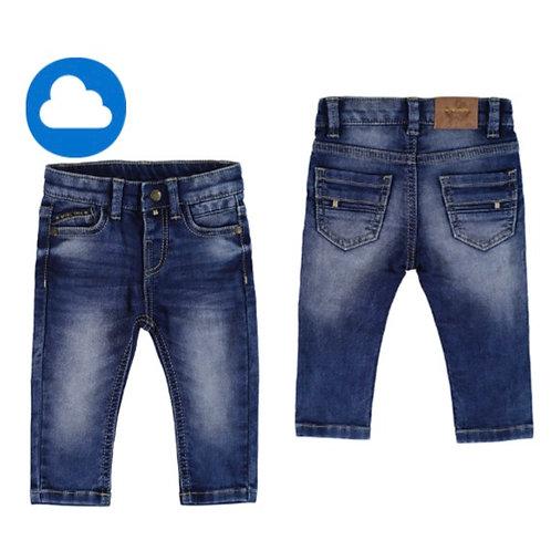 Pantalon jean soft denim - garçon