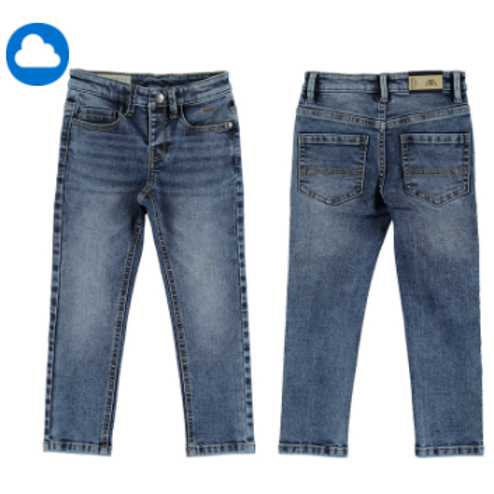 Pantalon jean skinny fit - garçon