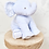 Thumbnail: Ferdinand l'éléphant - 25 cm