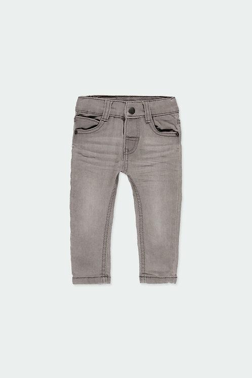 Pantalon stretch anthracite - garçon