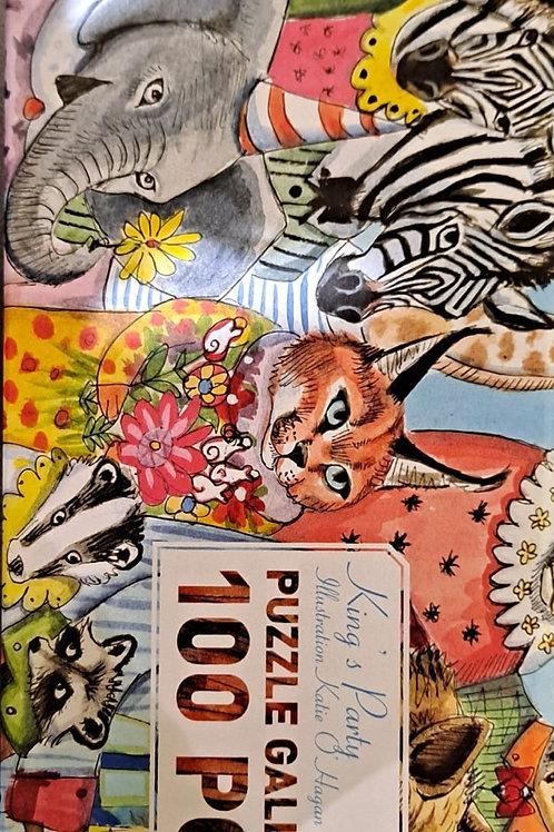 Puzzle Gallery 100 pcs