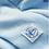 Thumbnail: Bonnet naissance velour