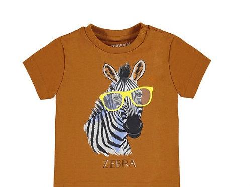 T-shirt Play cebra