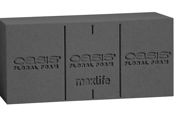 OASIS Midnight Floral Foam, Designer Block (set of 24)