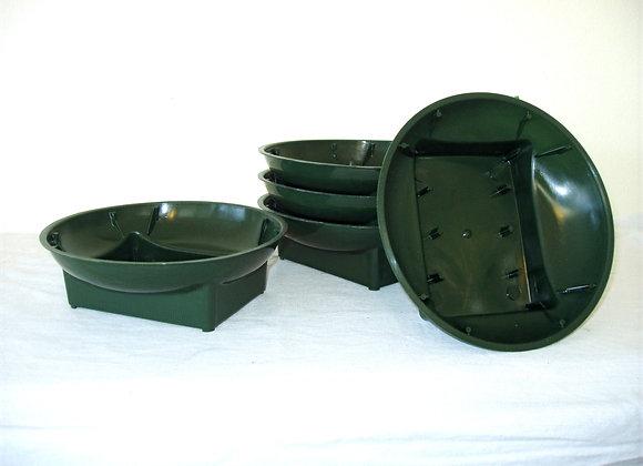 Floral Design Bowls (set of 5)