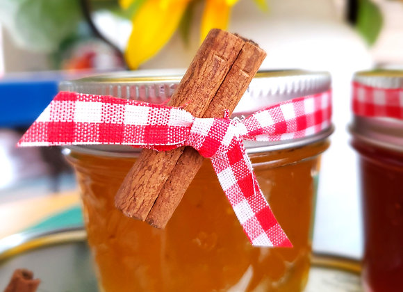 Pineapple Jam with Ginger & Spices