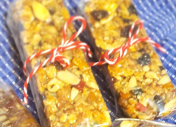 Healthy Fruit Granola Bar