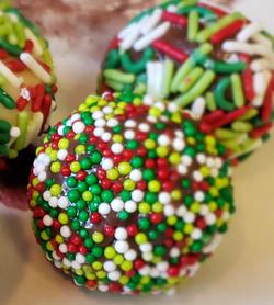 Xmas Sprinkles Classic Chocolate