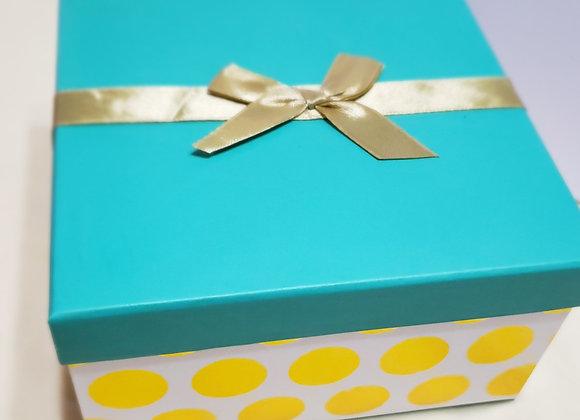Gift Box Green 12 Brigadeiros