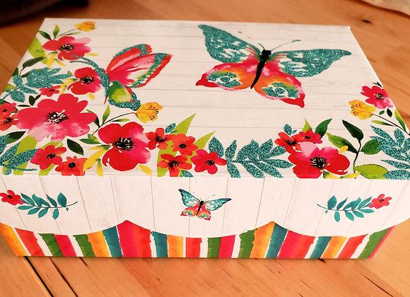 Spring Gift Box with 12 Brigadeiros
