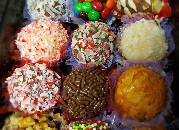 To Go 12 Mixed Flavor Brigadeiros