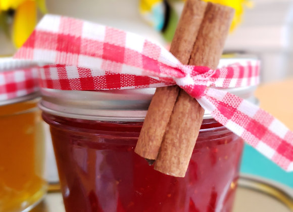 Strawberry & Passion Fruit Jam