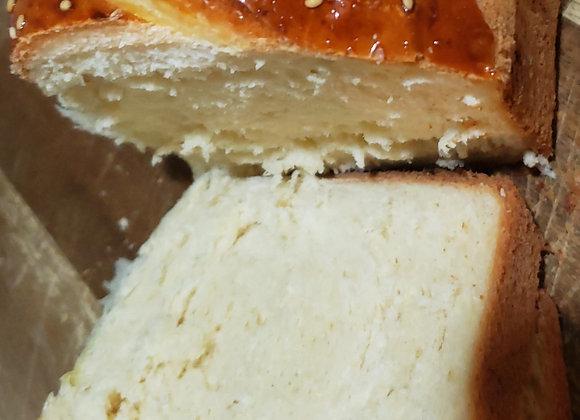 Mini Cassava Bread Loaf