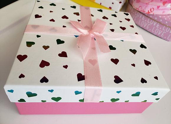 Love Pink Box with 18 Brigadeiros