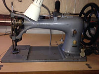 Parachute Rigging Sewing Machine