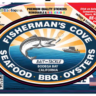 Fishermans Cove Bait and Tackle Approved