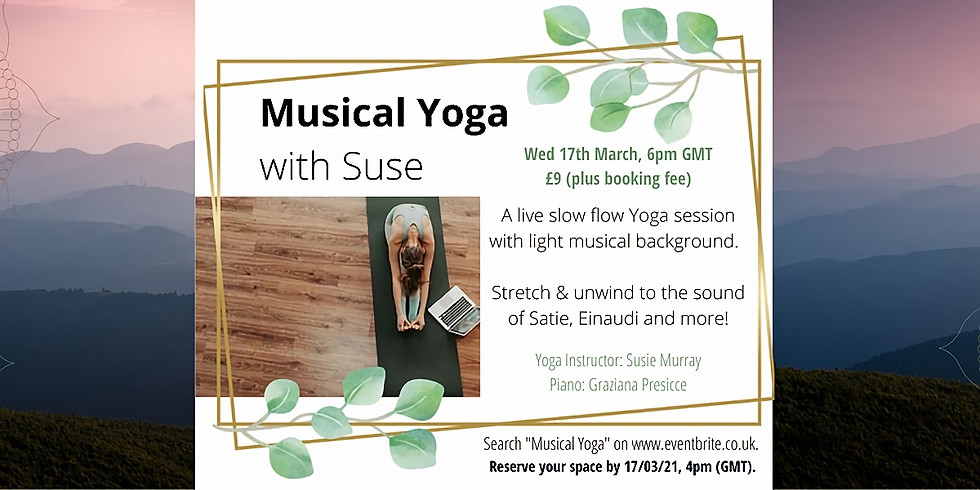 Musical Yoga with Suse