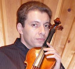 Zino Bogachek, violin
