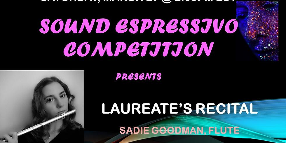 Sadie Goodman - Sound Espressivo Laureates' Recital