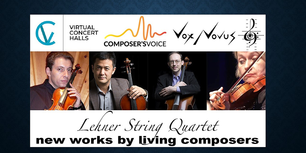 NSO @ Home LIVE - Lehner Quartet and more!