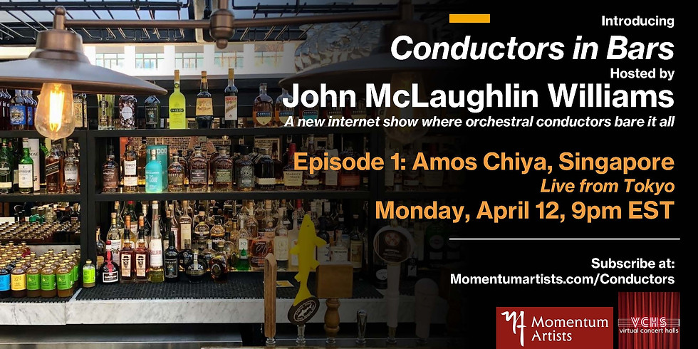 Conductors in Bars Hosted by John McLaughlin Williams