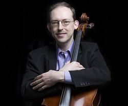 Igor Zubkovsky, cello