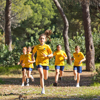 Swans Secondary School. Cross Country.