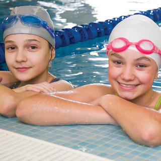 Swans School 25m indoor ozone pool