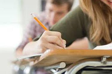 Teste de Álgebra Linear para o Ensino Médio