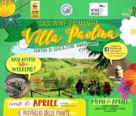 Aprile a Villa Paolina