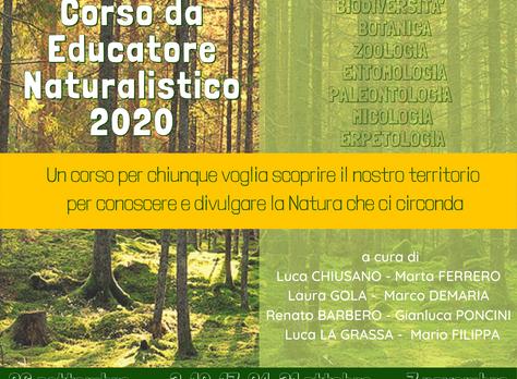 CORSO DA EDUCATORE NATURALISTICO