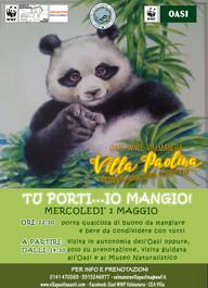 1 MAGGIO - TU PORTI....IO MANGIO!