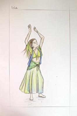 Costume Design for Spring Awakening
