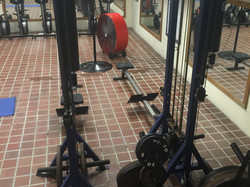 Machines in Gym