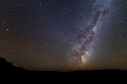 Outback Milky Way