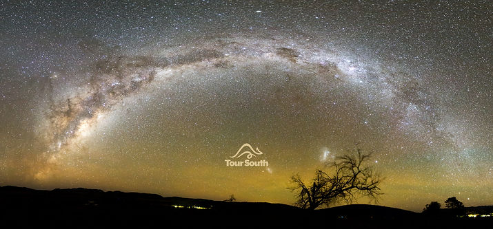 Tour South Milky Way