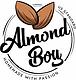 Almond boy milk on demand malaysia