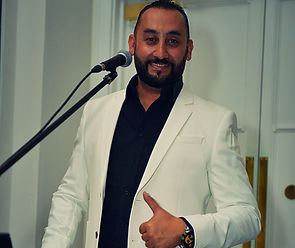 Iraqi dj in London
