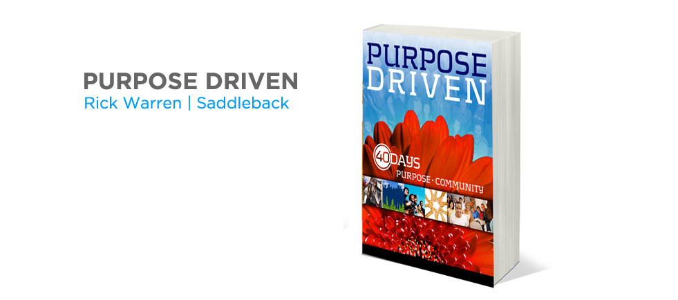 Purpose Driven | Rick Warren