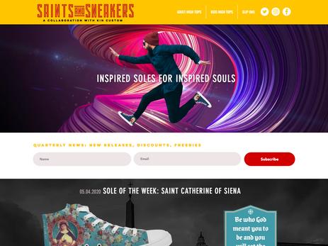 SaintsandSneakers.com