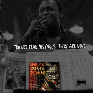 Miles Davis Album - Dew3y