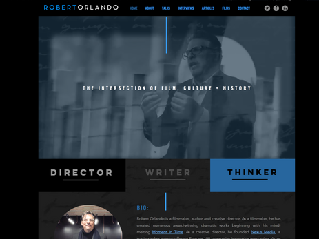 Director Robert Orlando