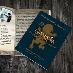 Chronicles of Narnia Passport