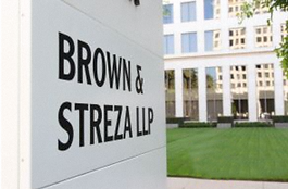 brown and streza building